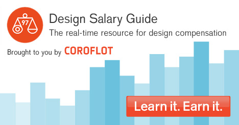 Design Salary Guide from Coroflot
