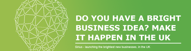 Sirius Programme from the UK Trade and Investment